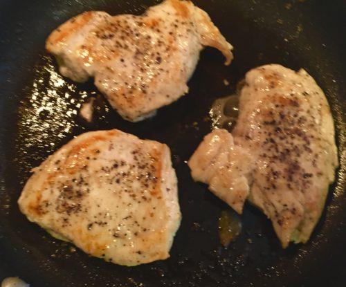 Chicken Fillets forChicken Murphy