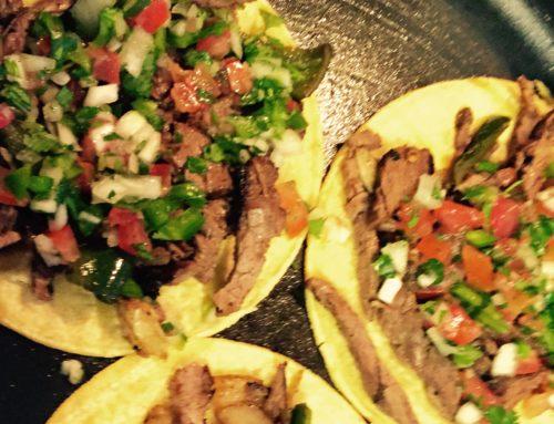 how to cook beef fajitas in a pan