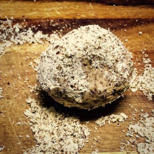 Almond Flour Flatbread Dough