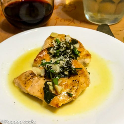 Scarborough Fair Chicken – 20 minutes