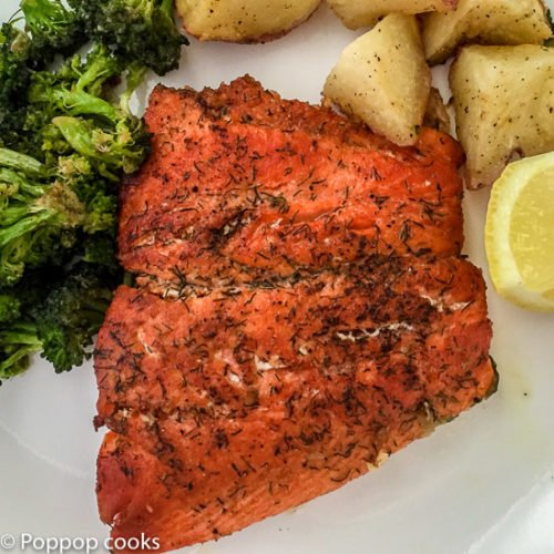 15 Minute Weeknight Salmon