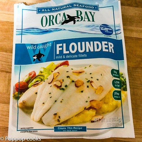 Baked Flounder-4-poppopcooks.com-flounder-flounder fish-flounder filet-Broiled flounder-flounder recipes