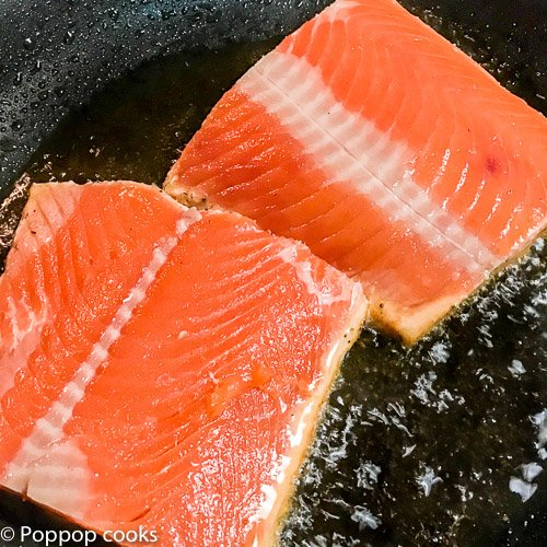 easy blackened salmon dinner-5-poppopcooks.com-quick and easy-weeknight recipes-quick and easy recipes for busy people